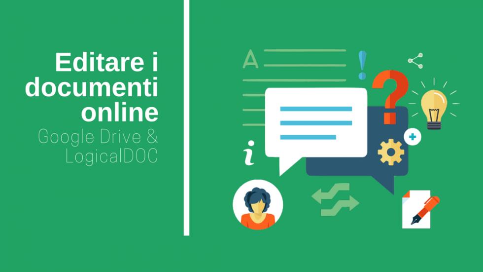editare i documenti online