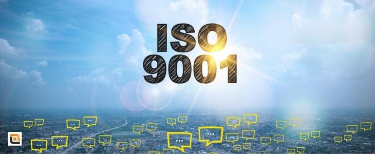ISO 9001 & Branding