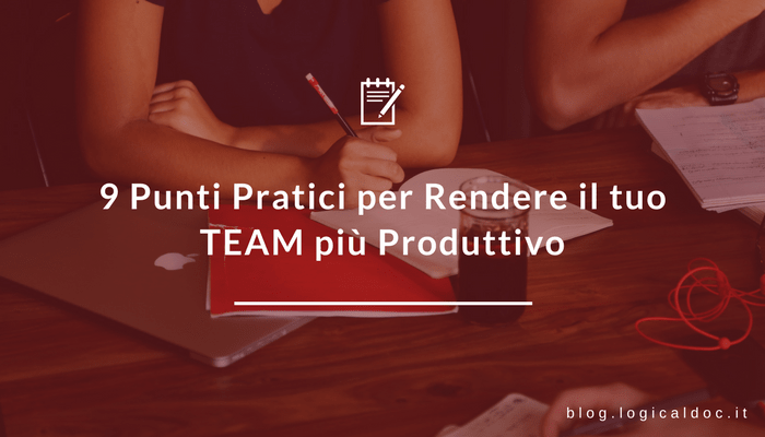 Team Produttivo