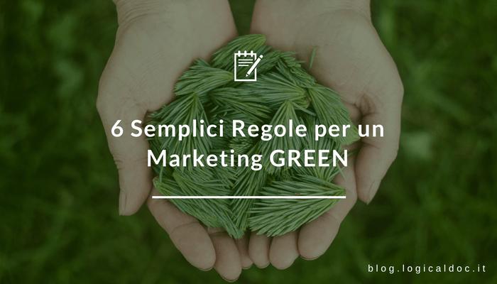 Marketing Green